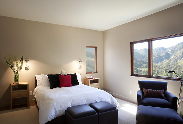 eastwestlocationsinc2150 Big T Bedroom 21 - Los Angeles Residence, Constructed by Landshapes