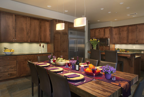 eastwestlocationsinc2150 Big T Dining Kitchen 14 - Los Angeles Residence, Constructed by Landshapes